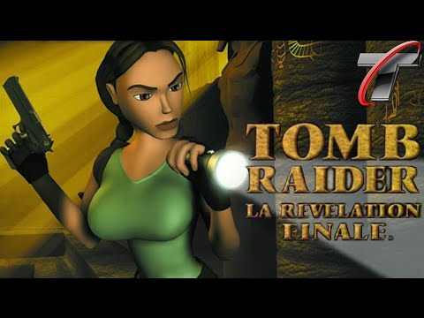 Tomb Raider 4 : La Révélation Finale (Tomb Raider: The Last Revelation) 1999 ᵀᴴᴵᵂᴲᴮ