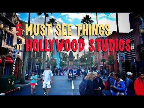 5 Must See Things at Disney's Hollywood Studios, A Very unOfficial Travel Guide