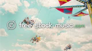 Magic In The Sky by Free Music [ Acoustic / Postitive / Motivational ] | free-stock-music.com