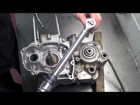 Honda Crf 250 450 Crankcase Crank Shaft Balancer