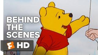 Christopher Robin Behind the Scenes - Walt & Pooh (2018) | FandangoNOW Extras