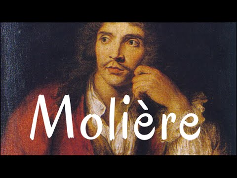 Who was Molière, the great French playwright?
