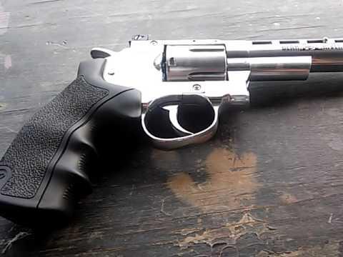 Bear River Co2 Revolver