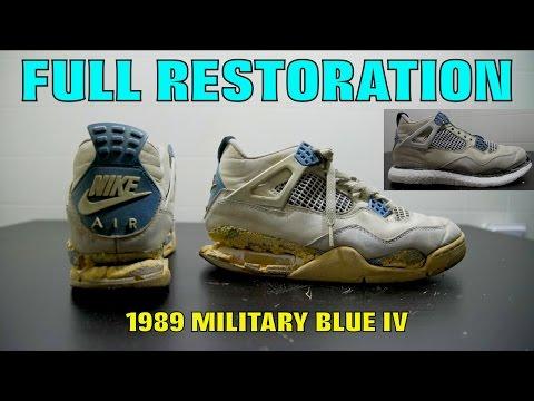 0G 1989 MILITARY BLUE IV FULL RESTORATION!!!
