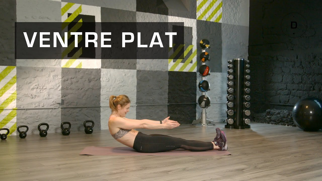 Fitness Master Class - Ventre Plat - Lucile Woodward - YouTube 566b4af05db