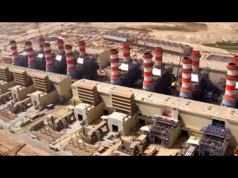 SIEMENS | Mega-projects | Power Generation Plants| Burullus | New Capital | Beni Suef
