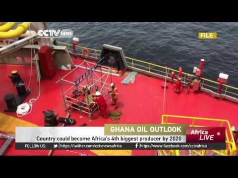 Ghana could become Africa's 4th biggest oil producer by 2020
