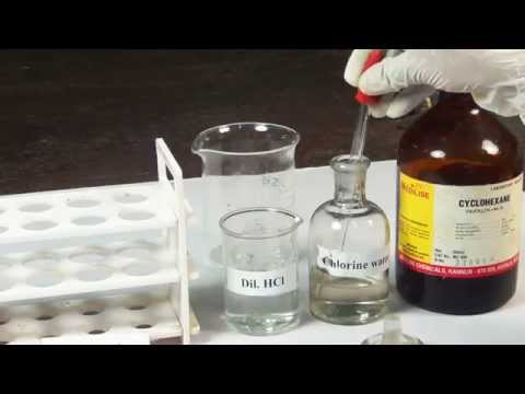 Chemical Tests For Bromide - MeitY OLabs