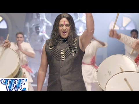 HD जय काली जय काली - Jai Kali Jali Kali | Yodhha | Ravi Kishan | Bhojpuri Film Song