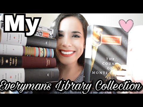 My Full Everyman's Library Collection (reupload)