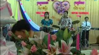 Cheeh Tuk Lang Tam Kongkea - Kim Leakhena & Chhoeun Odom
