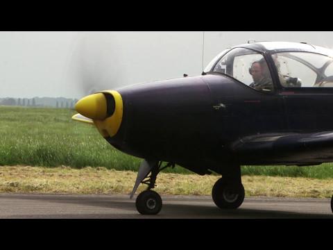 1960 FOCKE-WULF PIAGGIO FWP 149D - «F-AZKD»