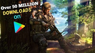 Top 10 Multiplayer Games with Over 50 Million Downloads on Play Store