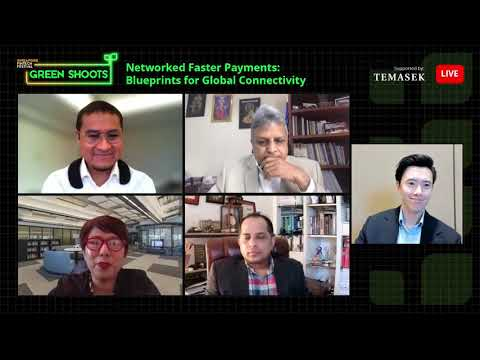 Networked Faster Payments: Blueprints for Global Connectivity   The Green Shoots Series 2021