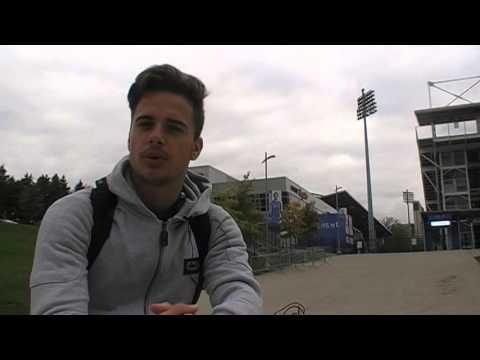Interview à Montréal, V.Lamoulie - UQAM
