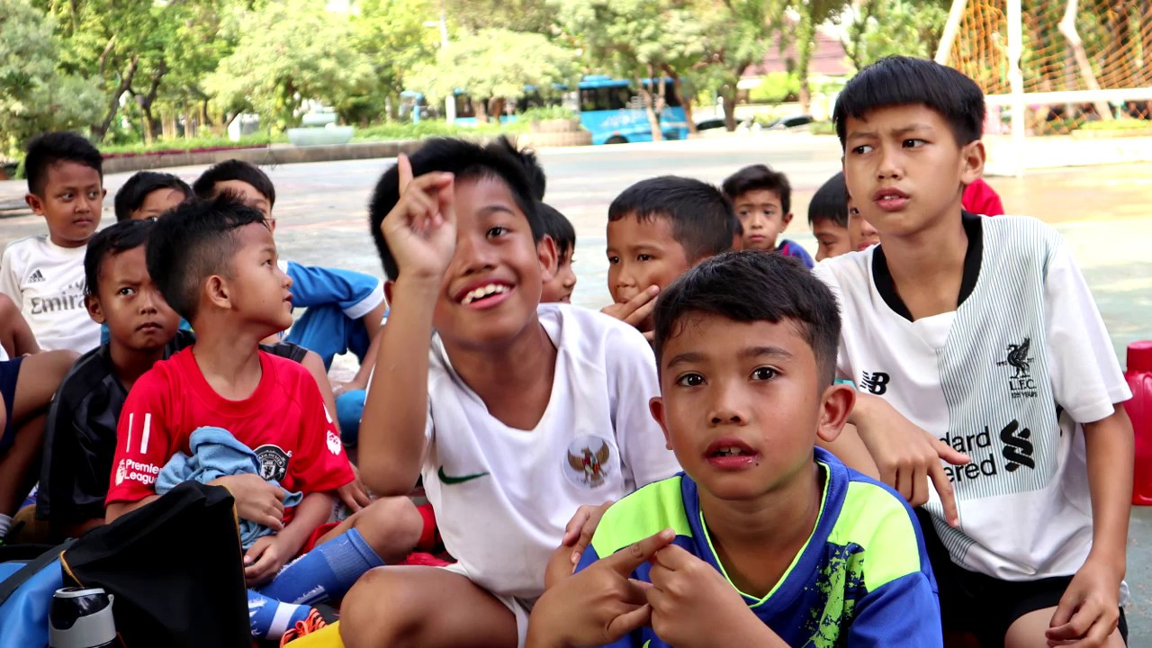 Once Upon a Child 2.0 Project Recap AIESEC in Trisakti