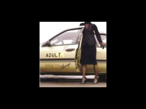 ADULT. - Glue Your Eyelids Together