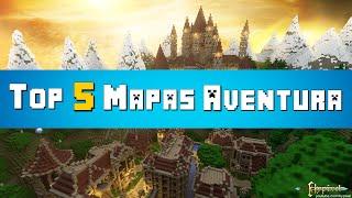 Mapas Minecraft: Top 5 Mapas de Aventura - #1