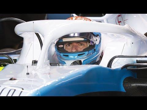 """It's something amazing"" Nicholas Latifi on having two Canadians race in the 2020 Formula 1 season"