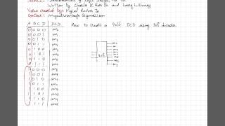 digital electronics how to build a 4x16 decoder using 3x8 decoders
