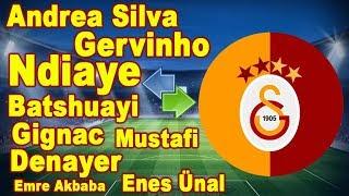 Galatasaray'ın transfer gündemi  | Gervinho, Gignac, Batshuayi -Editör Yorumları