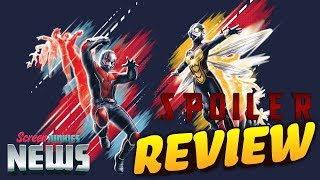Ant-Man and the Wasp Spoiler Review!
