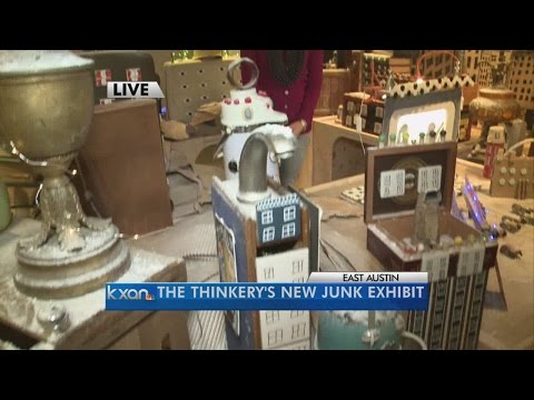 Junk at the Thinkery