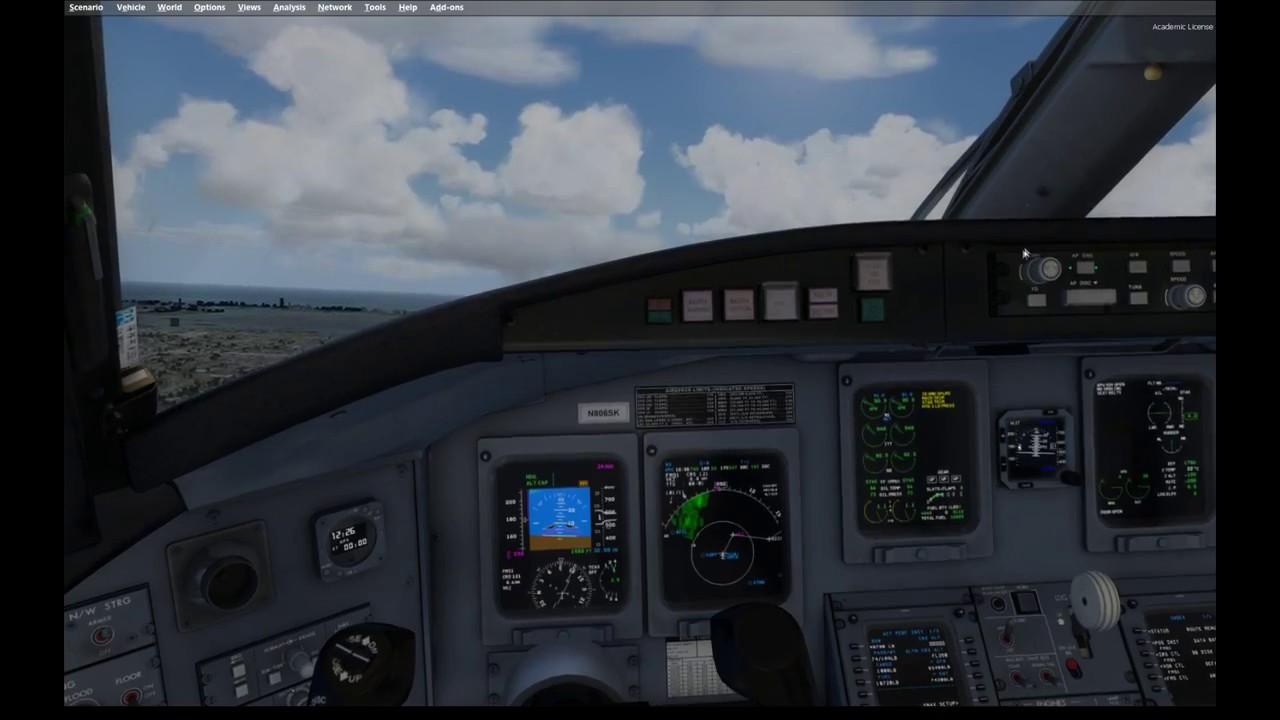 [P3D] Aerosoft/Digital Aviation CRJ 700/900  Miami to Kingston