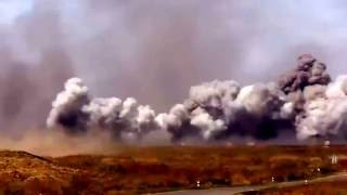 Ведение ракетно артиллерийского обстрела объектов условного противника на учениях  Кавказ 2016