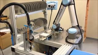Universal Robots helps Betacom light up New Zealand