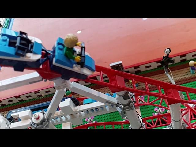 Roller Coaster Flash