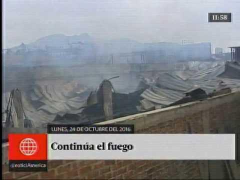 América Noticias: [TITULARES MEDIODIA 24/10/16]