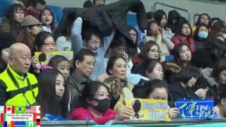 2016 China Super League  DING Ning Vs HU Limei full match HD thumbnail