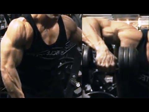 How To Upright Row With Dumbbells