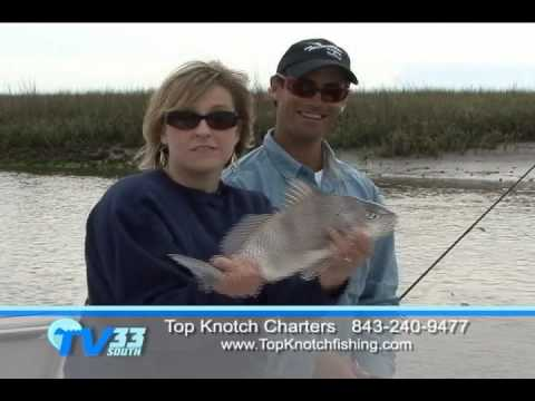 Top Knotch Fishing Charters 2 - Georgetown, SC