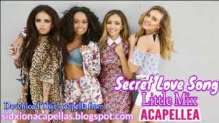 Little Mix - Secret Love Song (DIY Acapella)+DL