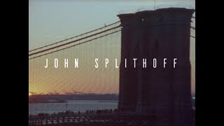 John Splithoff - Like You Talk To Me [Official Video]