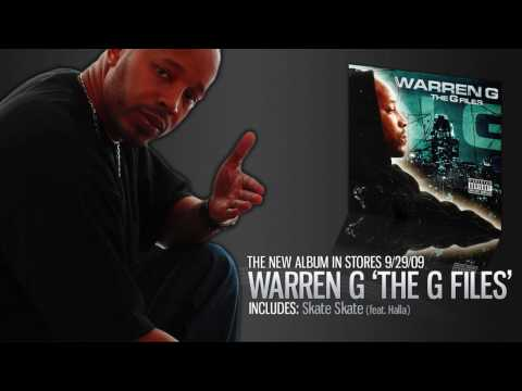 Warren G - The G Files (In Stores 9/29/09)