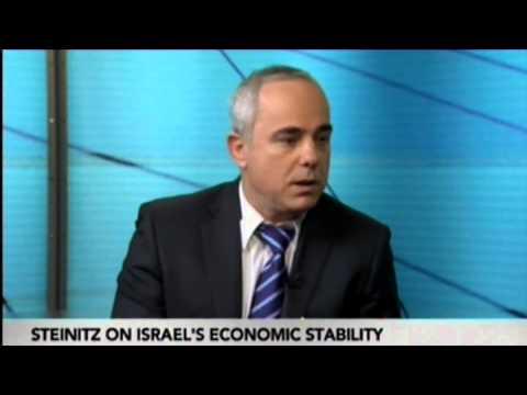 Dr.Yuval Steinitz On Bloomberg TV -11.09.2012