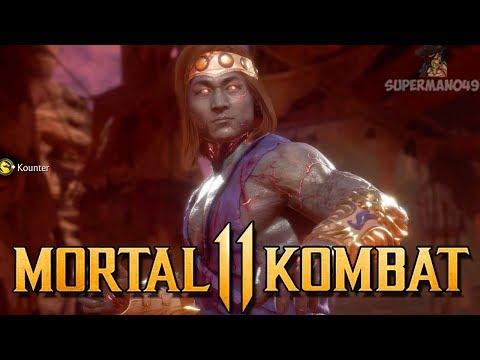 """Liu Kang Is So Much FUN! - Mortal Kombat 11: """"Liu Kang"""" Gameplay"""