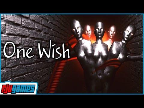 One Wish | Terrible Indie Horror Game | PC Gameplay Walkthrough