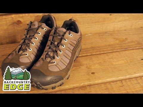 Oboz Mens Tamarack BDry Hiking Shoe