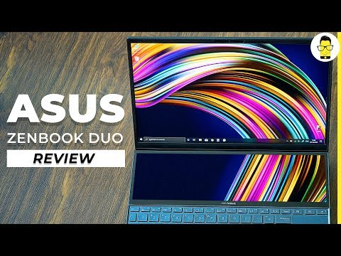 ASUS ZenBook Duo UX481 Review: the future of laptops at just Rs. 90,000