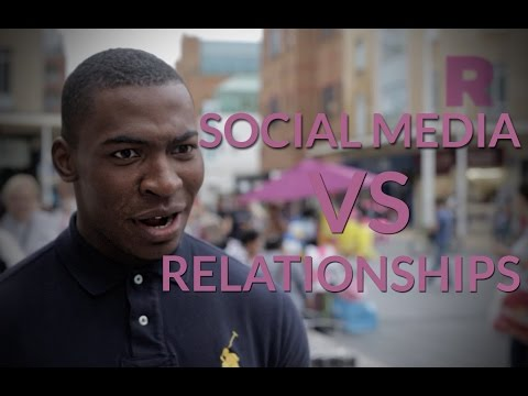 Does Social Media Affect Relationships?