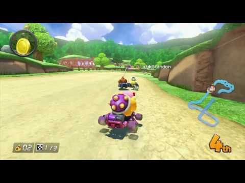 Mario Kart 8 (MK8) Online - The NEW Worst I've Ever Played