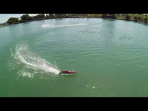 Feilun FT011 R/C Boats 1st Run - Brushless Motor & 4S Battery - High Speed Fun!