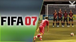 FIFA 07 (2006) PC - A. C. Milan Vs Liverpool