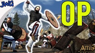Most Overpowered Faction in Total War: Attila