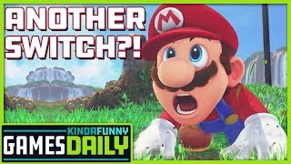 Nintendo Announces ANOTHER New Switch- Kinda Funny Games Daily 07.17.19
