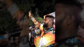 roll rida .live performance Khairtabad ganesh .shankar ka beta